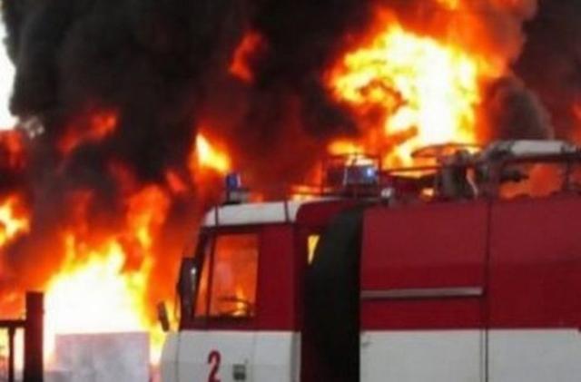 Резултат с изображение за Мъж загина при пожар в каравана в Бургас