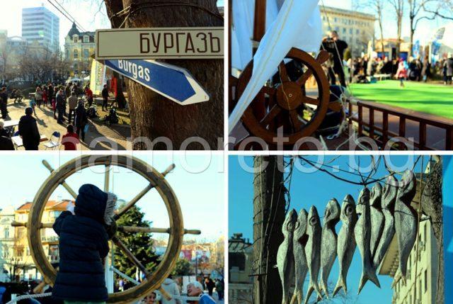 """Резултат с изображение за """"празник на морския град Бургас."""""""""""