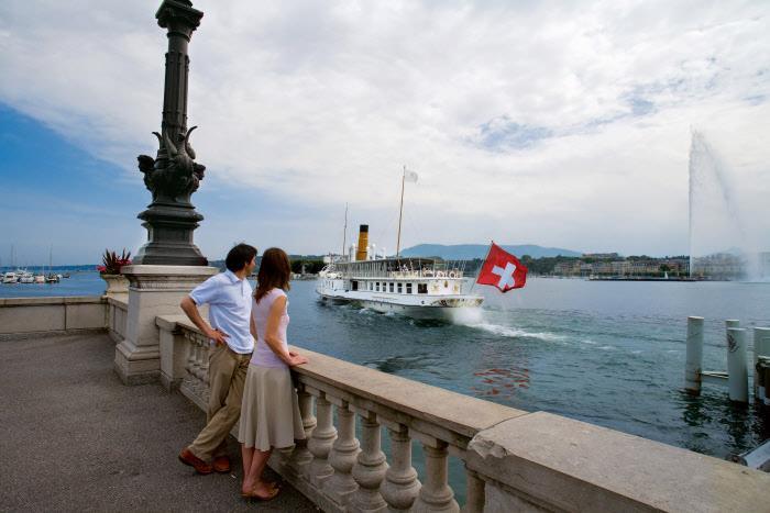 НА МОРЕТО   Женева предлага джобни на туристите